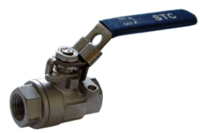 STC Stainless Steel Full Port Ball Valve