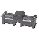 Parker - Pneumatic Rotary Actuator - HP Series