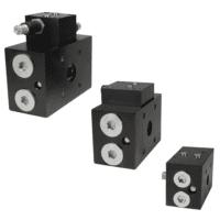 Parker - Hydraulic Rotary Actuator - Unibody Series
