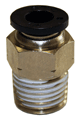 STC Male Connector (with Internal Hex)