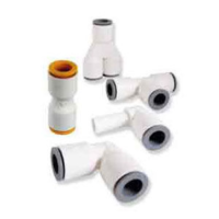 legris LIQUIFIT AND LIQUIFIT+: TWO PUSH-IN FITTINGS SYSTEMS FOR WATER AND BEVERAGES