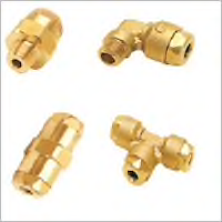 Legris LF6100 BRASS FITTINGS FOR LUBRICATION