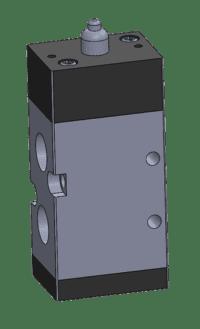 STC Pin Plunger Valve