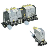 Parker - Pneumatic Solenoid Valve - Moduflex Series