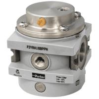 Parker - Global High-Flow Pilot Controlled Pressure Regulator