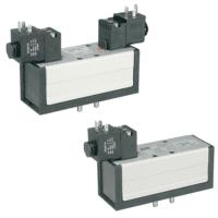 Parker - Pneumatic Solenoid ISO Valve - DX ISOMAX 5599-1 Series