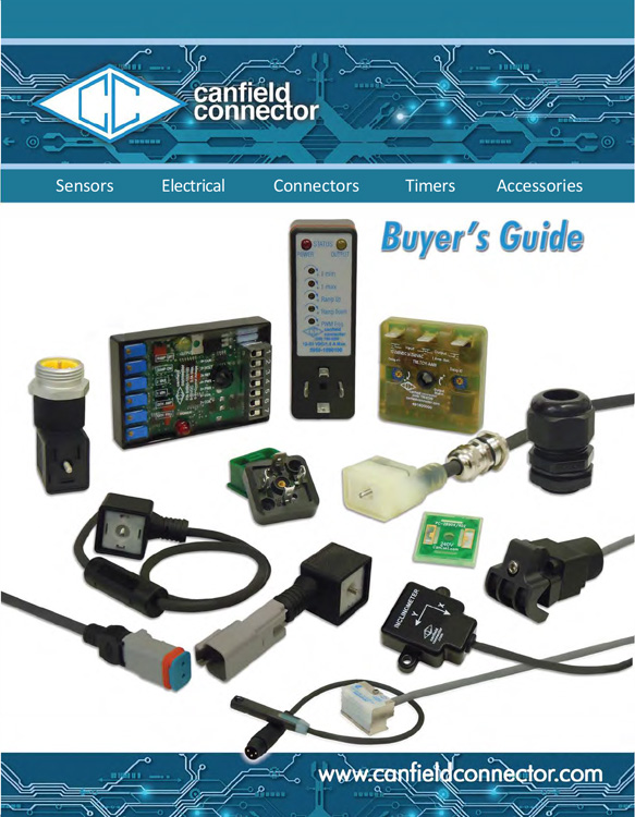 Canfield Connector Catalog