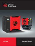 Chicago Pneumatic CPVS Series Compressors Catalog