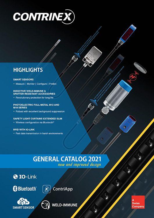 Contrinex Catalog