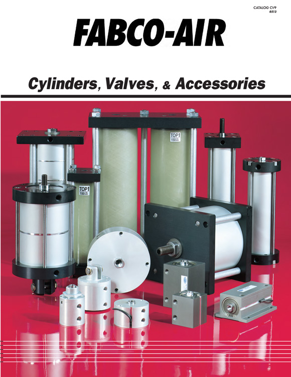 Fabco Cylinders, Valves & Accessories Catalog