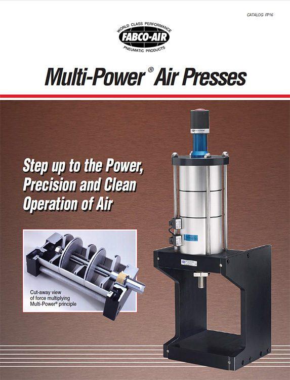 Fabco Multi-Power Air Presses Catalog