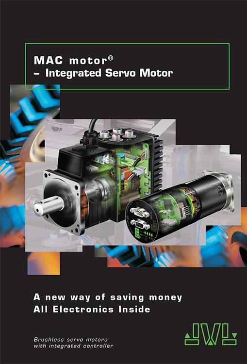 JVL Servo Motor Catalog