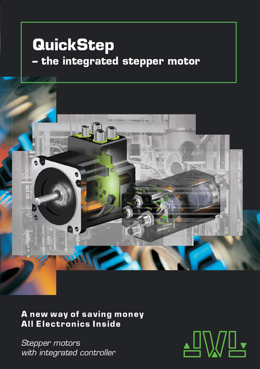 JVL Stepper Motor Catalog