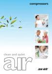 Jun-Air Clean & Quiet Air Catalog