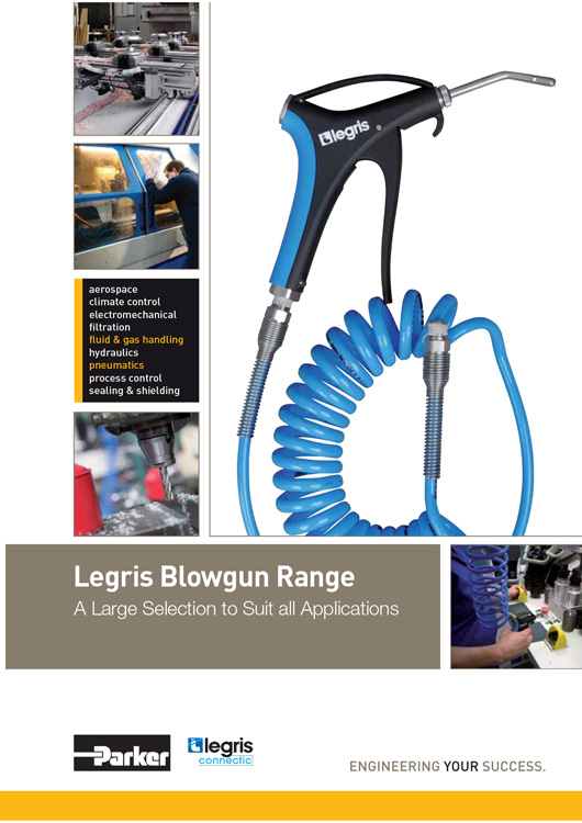 Legris Blowgun catalog