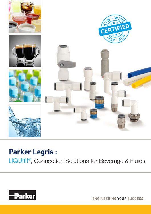 Legris Liquifit Catalog