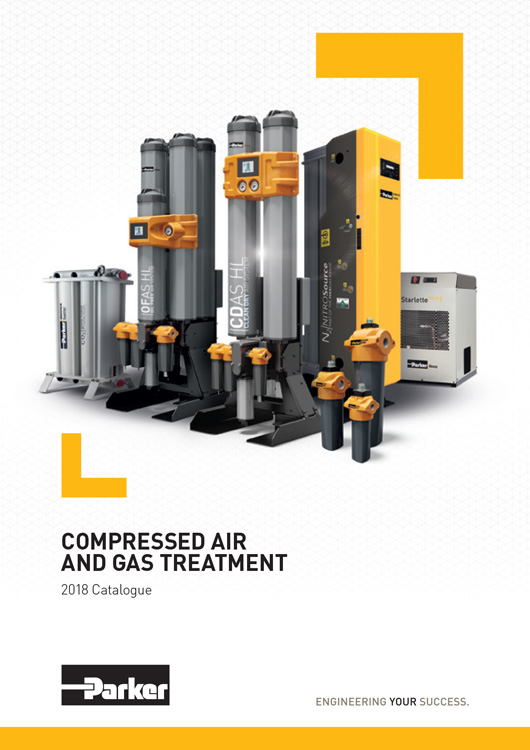 Parker Air Treatment Catalog