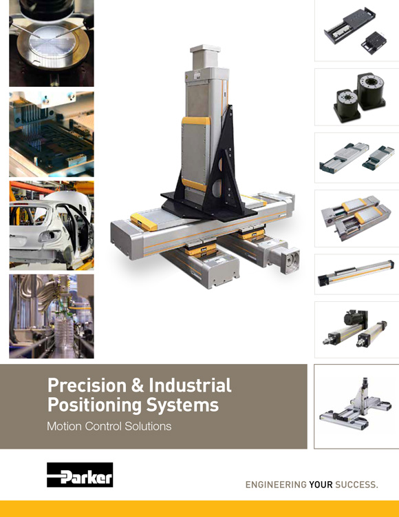 Parker-Precision & Industrial Positioning Systems Catalog