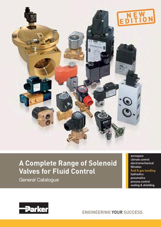 Parker-Solenoid Valves Catalog