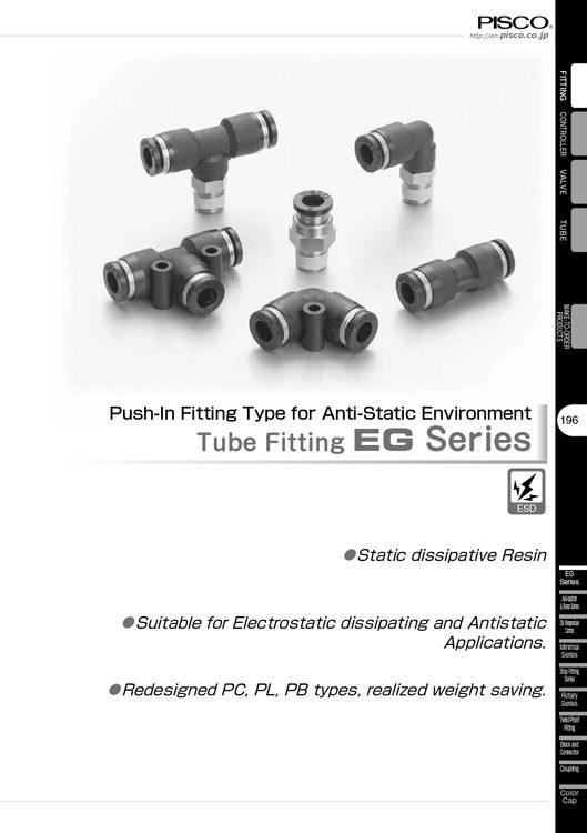 Pisco-Tube Fitting EG Catalog