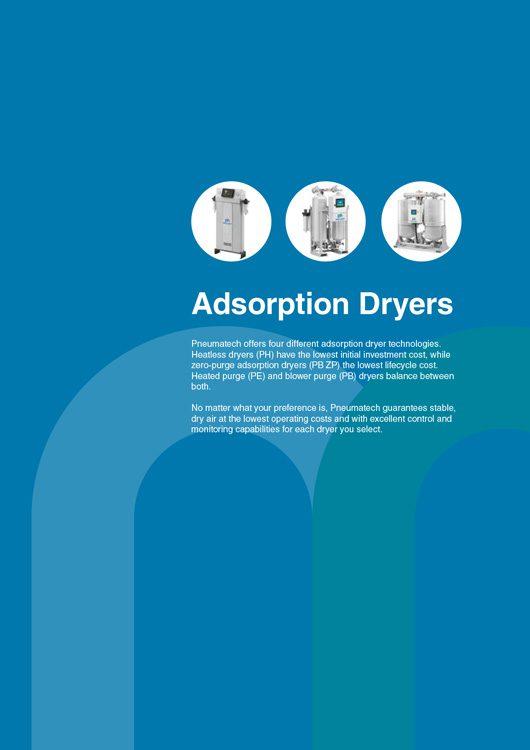 Pneumatech-Adsorption Dryers Catalog