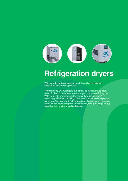 Pneumatech-Refrigeration Dryers Catalog