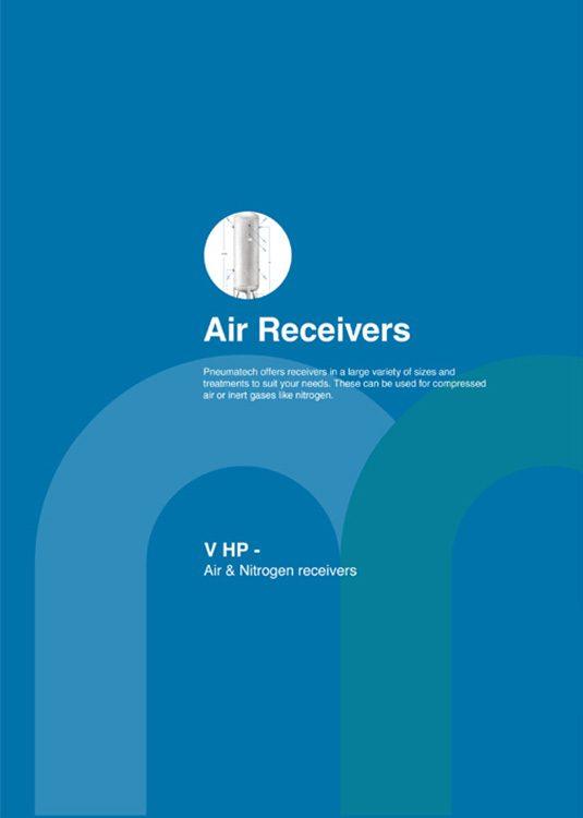 Pneumatech-VHP Range Air Receivers