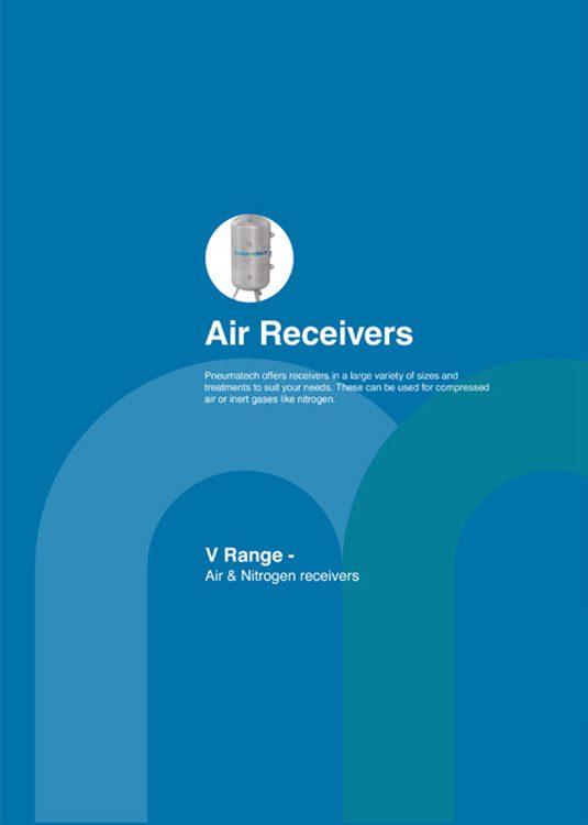 Pneumatech-V Range Air Receivers Catalog