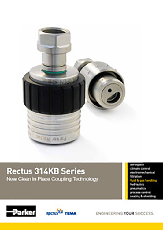 Rectus-Clean In Place Couplings Catalog