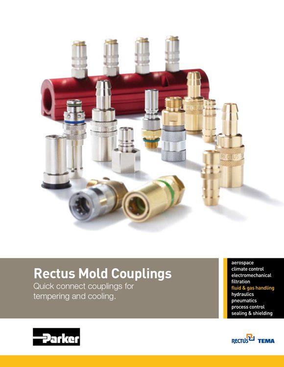 Rectus-Mold Couplings Catalog