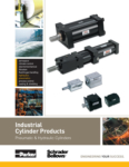 Schrader Bellows-Industrial Cylinder Products Catalog