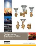 Sinclair Collins-High Pressure Valves Catalog