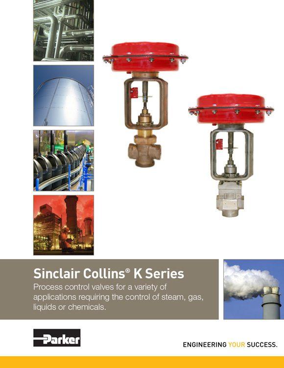 Sinclair Collins-K Series Control Valves Catalog