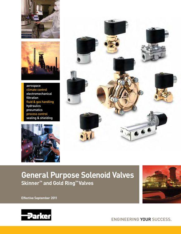 Skinner Valve-Solenoid Valves Catalog