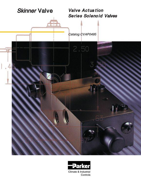 Skinner Valve-Solenoid Valves CVAP0495 Catalog