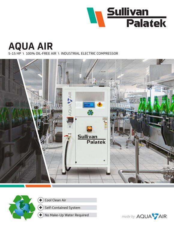 Sullivan Palatek-Aqua Air Compressors Catalog
