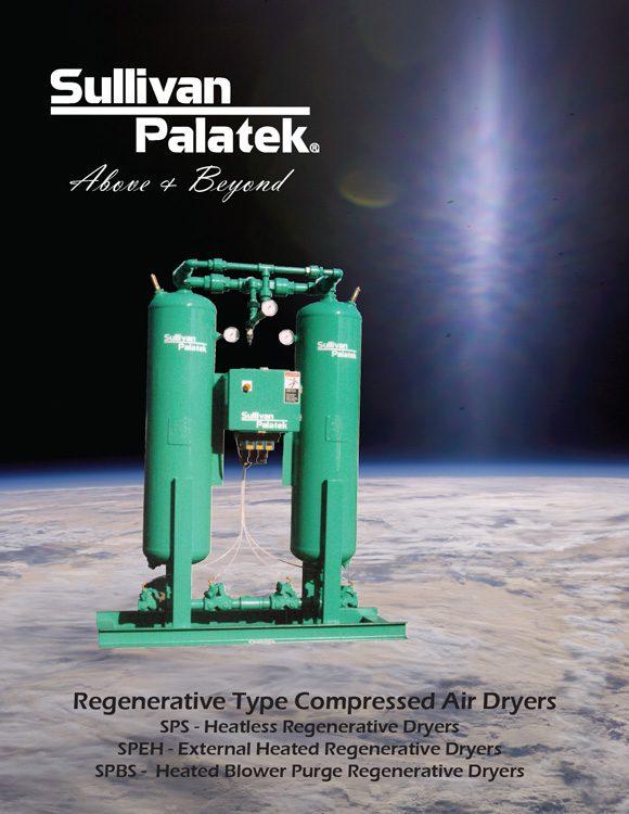 Sullivan Palatek-Regenerative Compressed Air Dryers Catalog