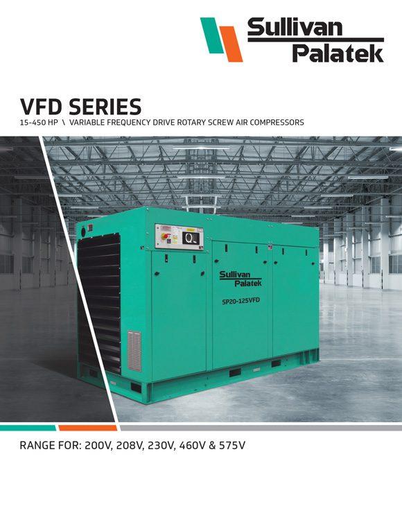 Sullivan Palatek-VFD Series Compressors Catalog
