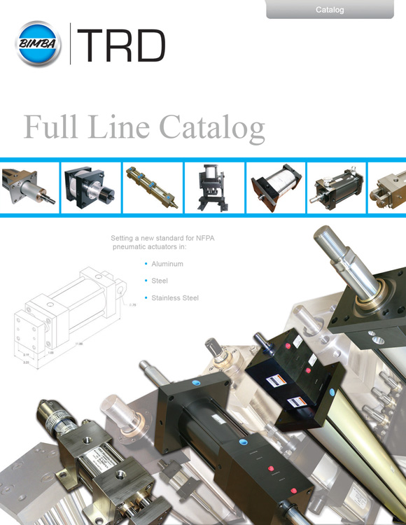 TRD-Pneumatic Products Catalog