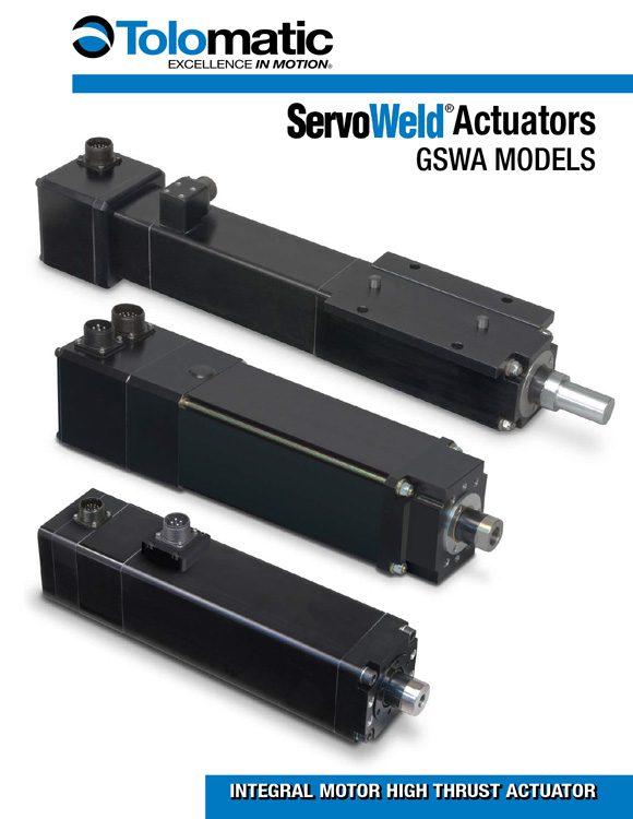 Tolomatic-ServoWeld Actuator Catalog