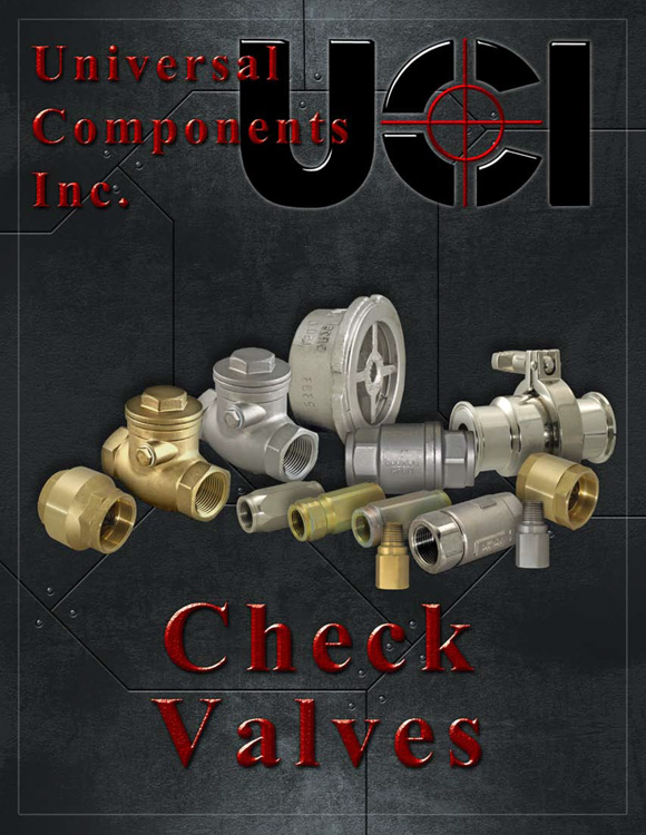 UCI-Check Valve Catalog