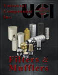 UCI-Mufflers and Filters Catalog
