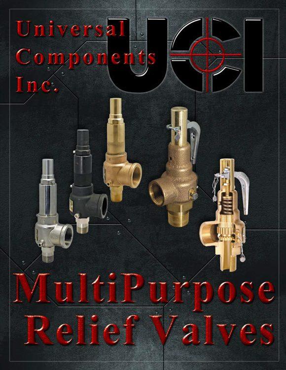 UCI-Multipurpose Relief Valve Catalog