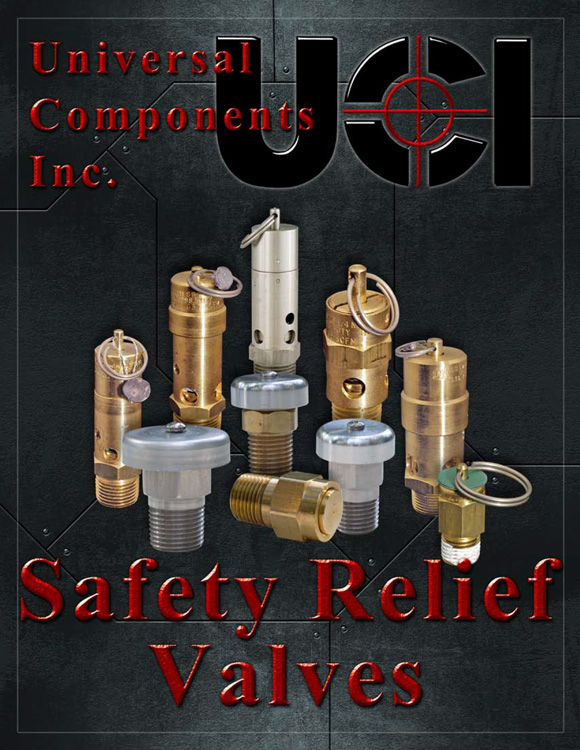 UCI-Safety Relief Valves Catalog