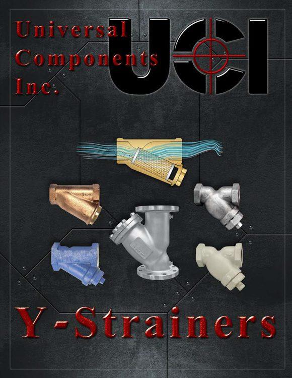 UCI-Y Strainer Catalog