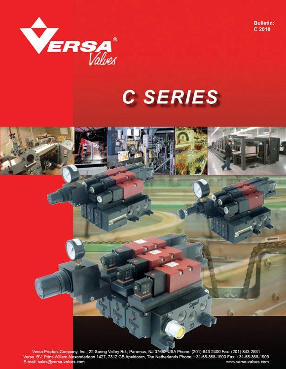 Versa-C Series Aluminum Solenoid Valves Catalog