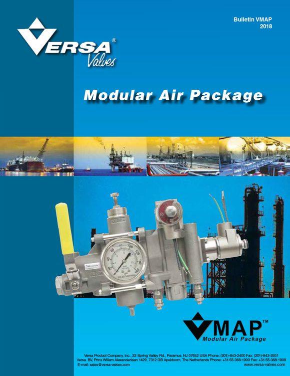 Versa-VMAP Modular Air Package Catalog