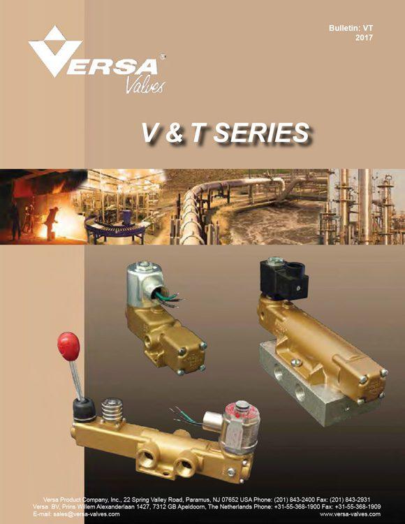 Versa-VT Series Brass Solenoid Valves Catalog