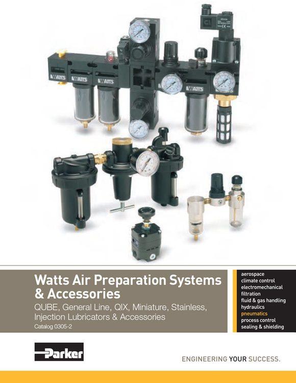 Watts-Air Preparation Systems Catalog