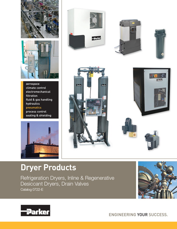 Watts-Dryer Products Catalog
